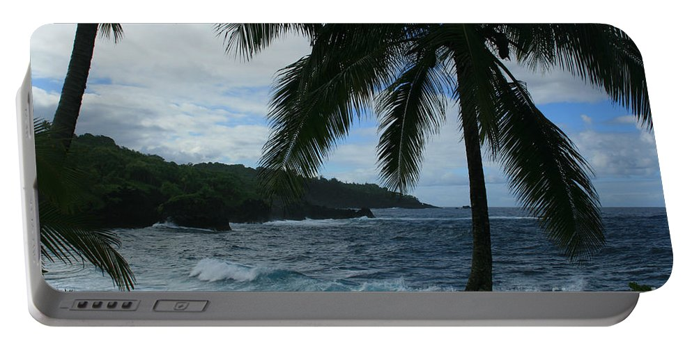 Aloha Portable Battery Charger featuring the photograph Love Is Eternal by Sharon Mau