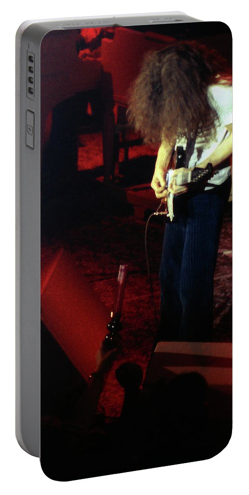 Lynyrd Skynyrd Portable Battery Charger featuring the photograph Ls #5 Crop 2 by Ben Upham
