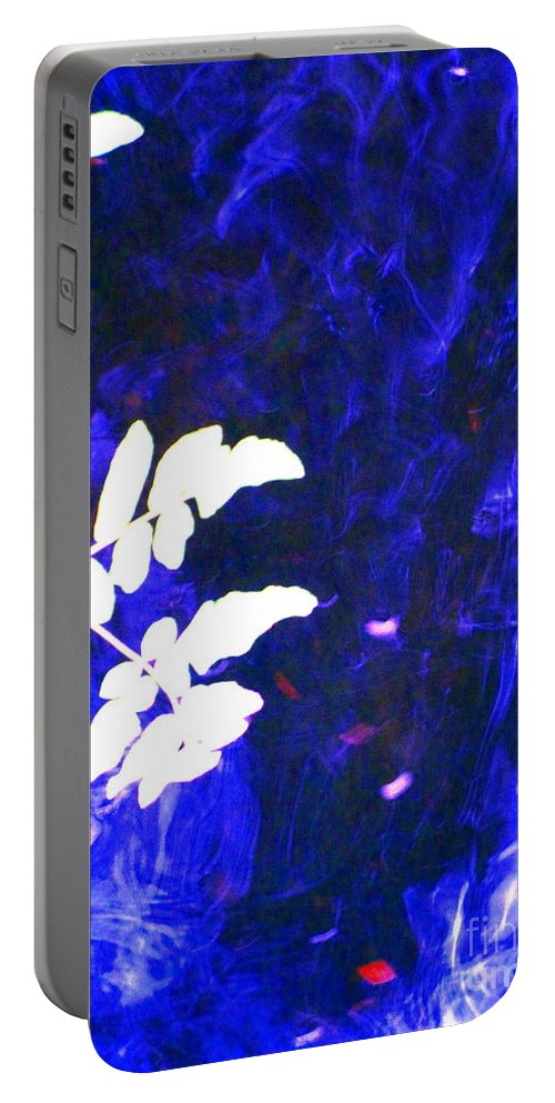 Water Art Portable Battery Charger featuring the photograph Lucid Dreaming by Sybil Staples