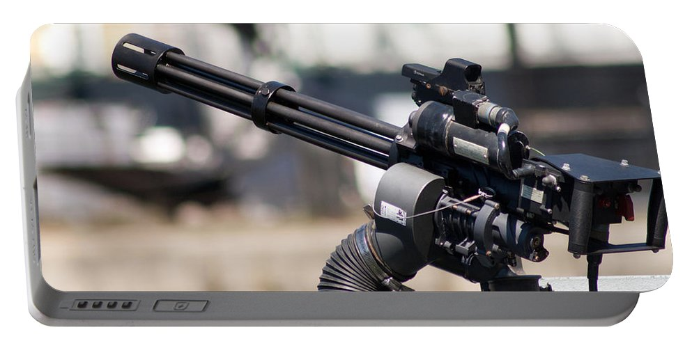 M134 Minigun Portable Battery Charger