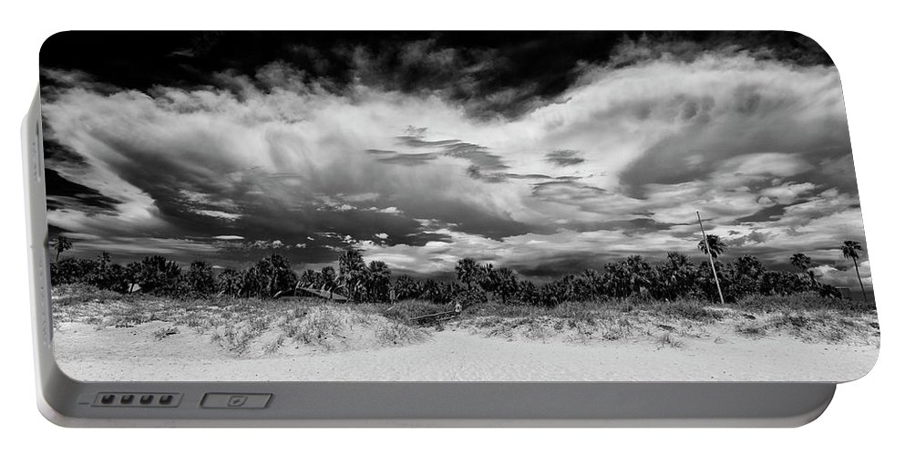 Madeira Beach Portable Battery Charger featuring the photograph Madeira Beach by Kevin Cable