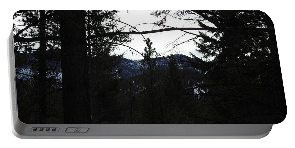 Portable Battery Charger featuring the photograph Magnificent Horizons by Dan Hassett