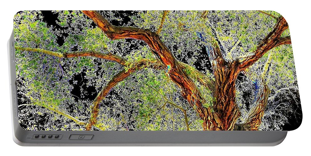 Tree Portable Battery Charger featuring the photograph Magnificent Tree by Will Borden