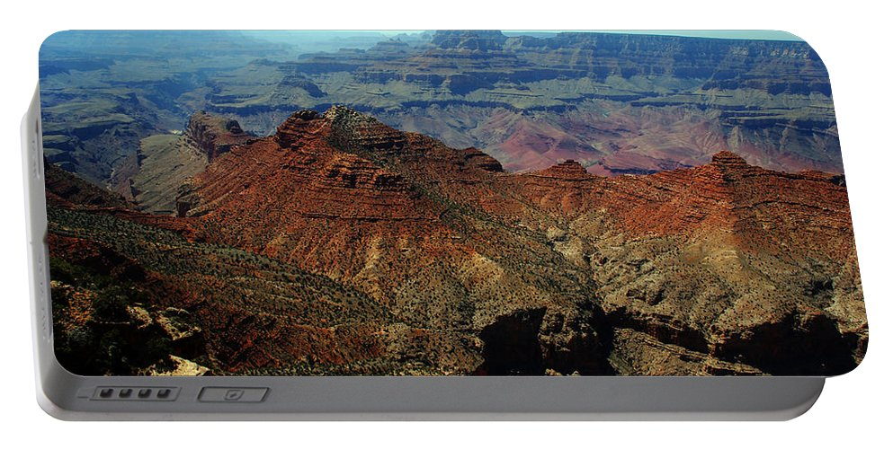 Grand Canyon Portable Battery Charger featuring the photograph Majestic View by Susanne Van Hulst