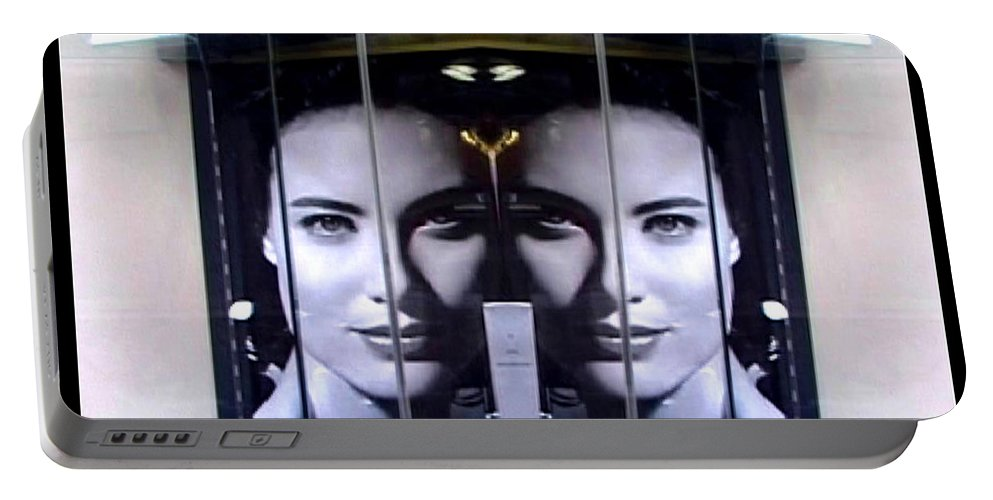 Dream Portable Battery Charger featuring the photograph Mirror Image by Charles Stuart