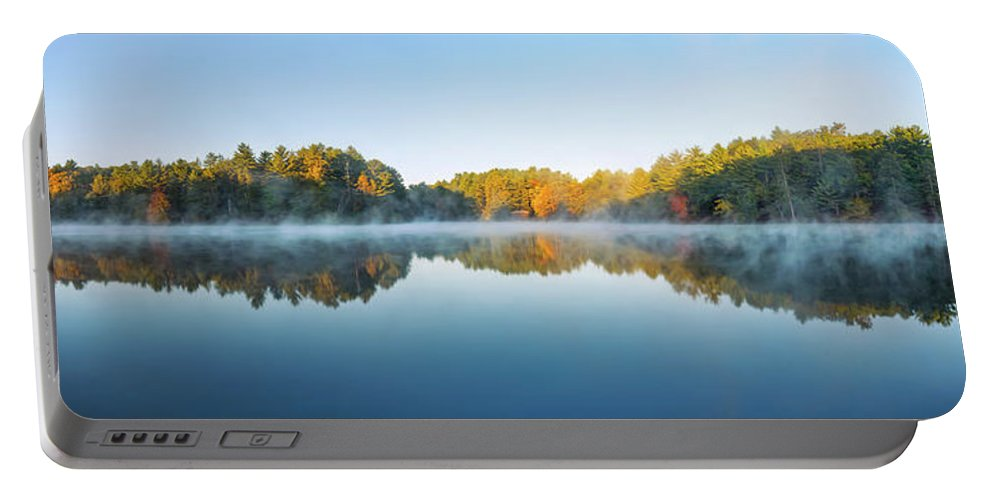 Mirror Lake State Park Portable Battery Charger featuring the photograph Mirror Lake by Scott Norris