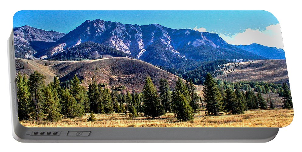 Moab Portable Battery Charger featuring the photograph Moab Utah 1 by Tommy Anderson
