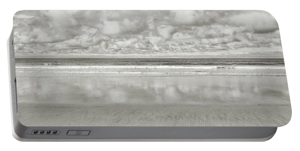 Beach Portable Battery Charger featuring the photograph On The Beach 4 by Nicholas Burningham