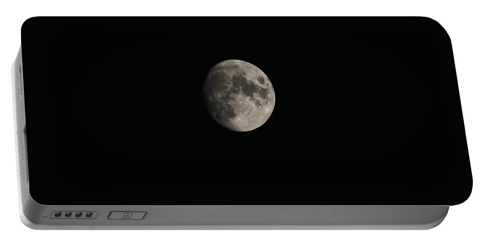 Eric Liller Portable Battery Charger featuring the photograph Moon Glow by Eric Liller