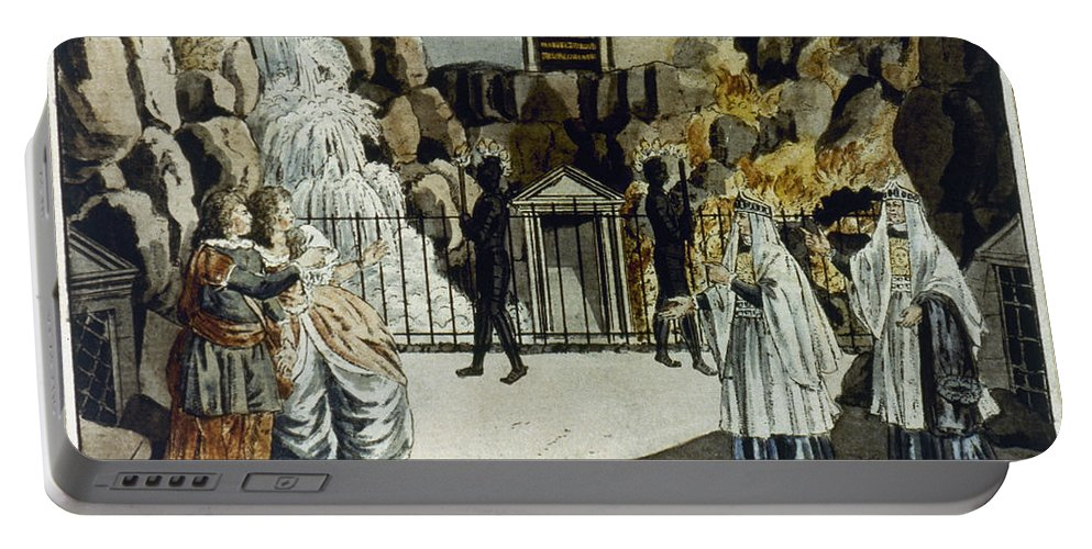 18th Century Portable Battery Charger featuring the photograph Mozart: Magic Flute by Granger