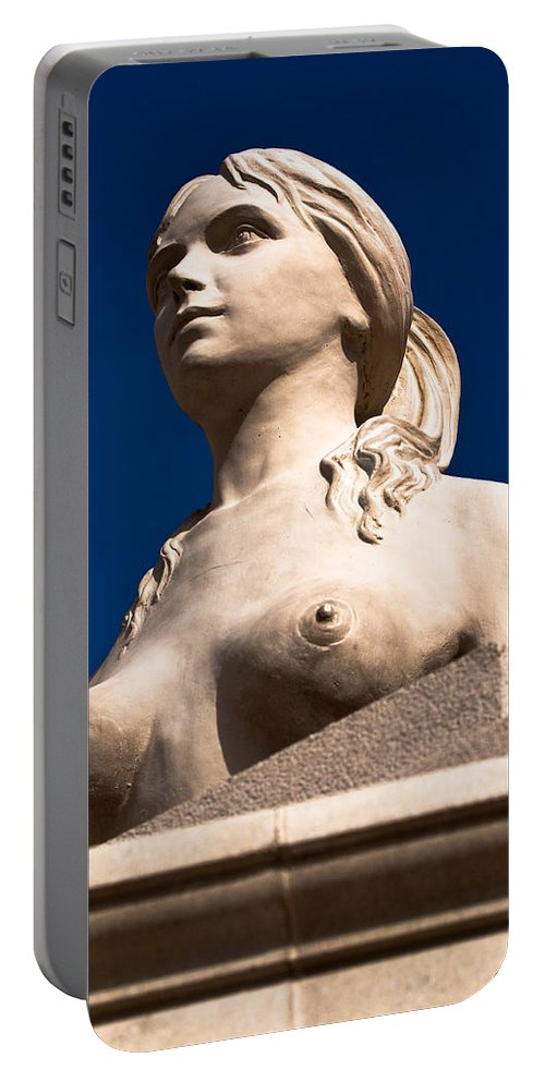 Christopher Holmes Photography Portable Battery Charger featuring the photograph Mythical Beauty by Christopher Holmes