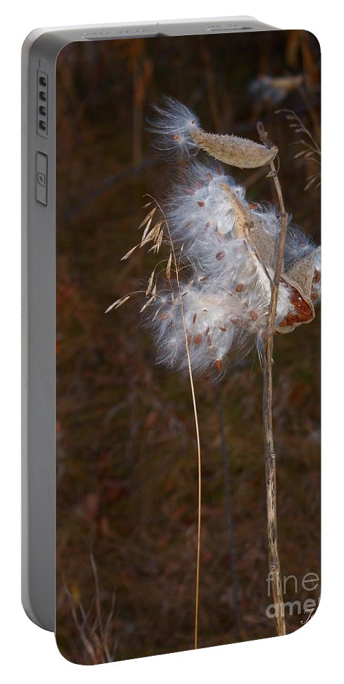 Seeds Portable Battery Charger featuring the photograph Next Generation by Joanne Smoley