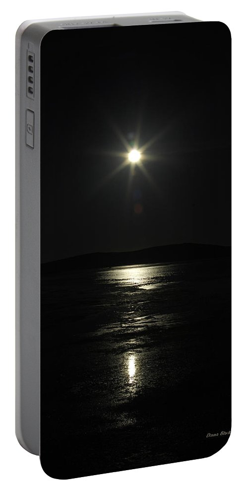 Star Portable Battery Charger featuring the photograph North Star by Donna Blackhall
