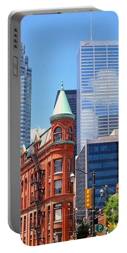 Portable Battery Charger featuring the photograph Not Forgotten by Ian MacDonald