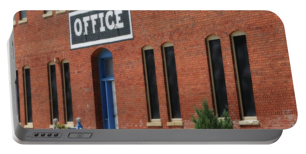 Office Portable Battery Charger featuring the photograph Office #2 by Nikolyn McDonald