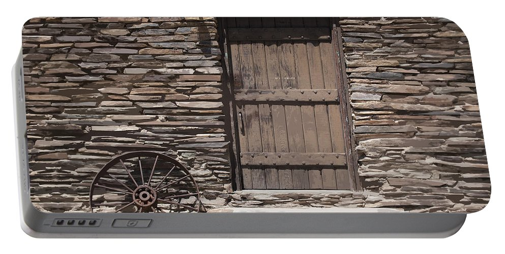 Old West Portable Battery Charger featuring the photograph Old West by Kelley King