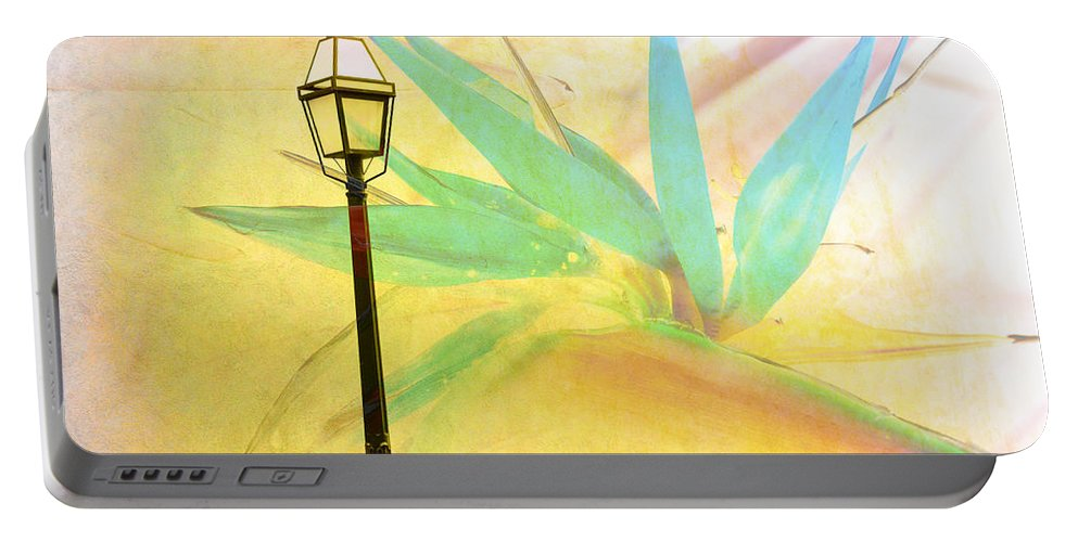 Bird Of Paradise Portable Battery Charger featuring the photograph On The Way To Paradise by Susanne Van Hulst