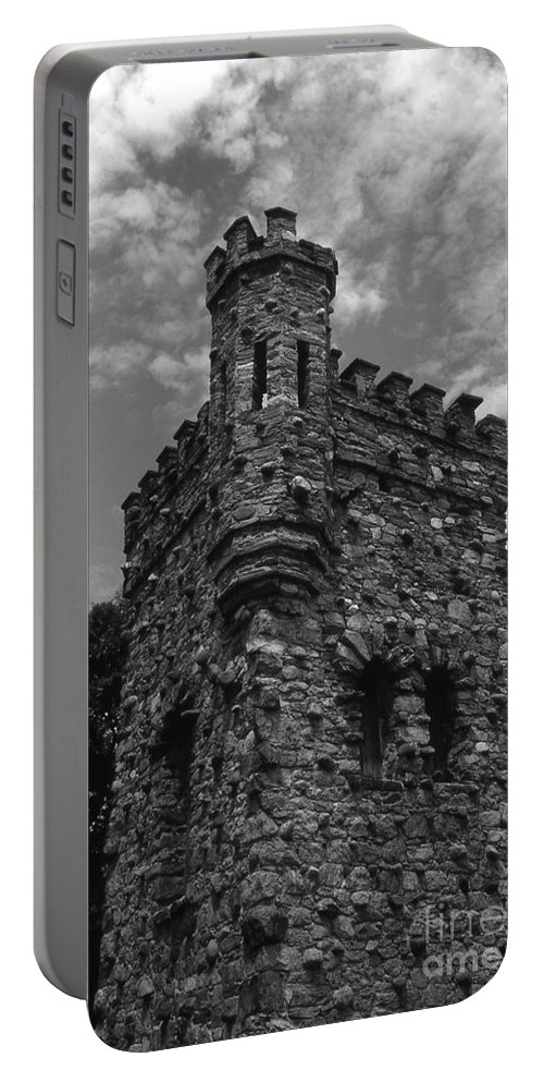 Castle Portable Battery Charger featuring the photograph Once Upon A Time by Richard Rizzo
