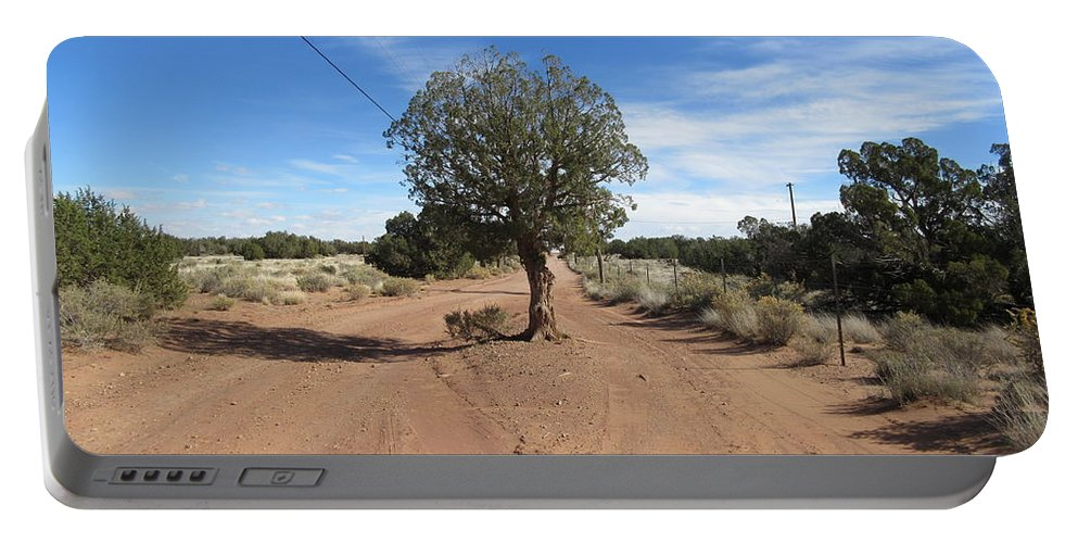 Only Portable Battery Charger featuring the photograph Only In Arizona by Frederick Holiday