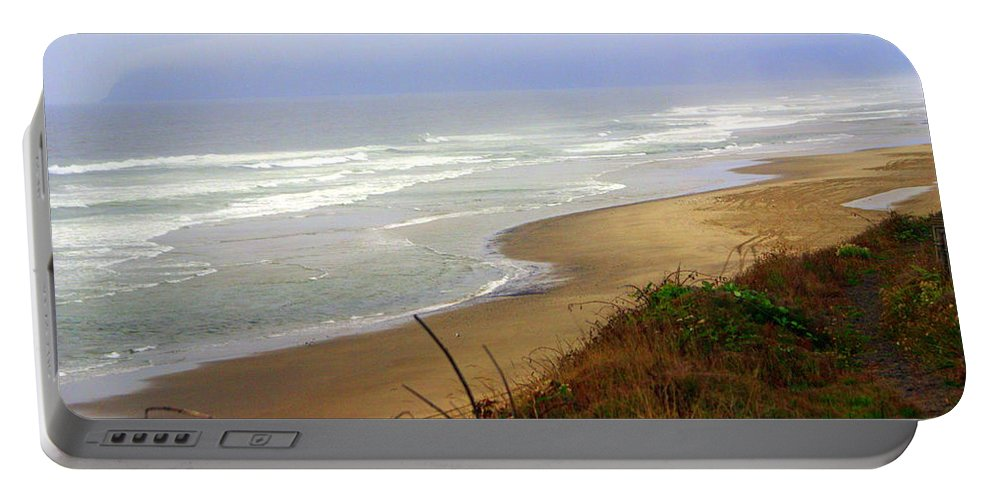 Portable Battery Charger featuring the photograph Oregon Coast 3 by Marty Koch