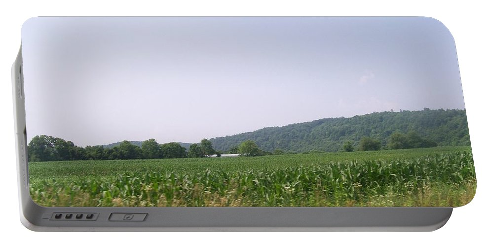 Pennsylvania Portable Battery Charger featuring the photograph PA by R Chambers