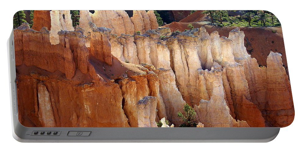 Bryce Canyon National Park Portable Battery Charger featuring the photograph Pastel Bryce by Marty Koch