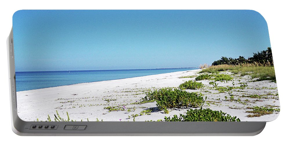Florida Portable Battery Charger featuring the photograph Peace Gp by Chris Andruskiewicz