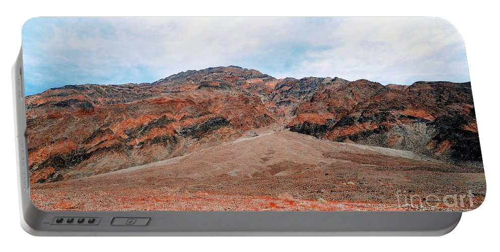 #death Portable Battery Charger featuring the photograph Peaceful Scene by Kathleen Struckle