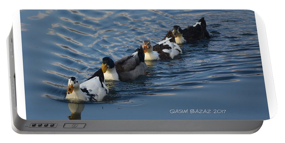 Bird Photography Portable Battery Charger featuring the photograph Photography by Samreen Bazaz