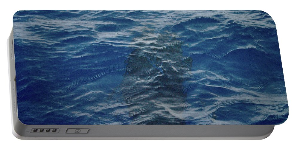 Valasretki Portable Battery Charger featuring the photograph Pilot Whale 8 by Jouko Lehto