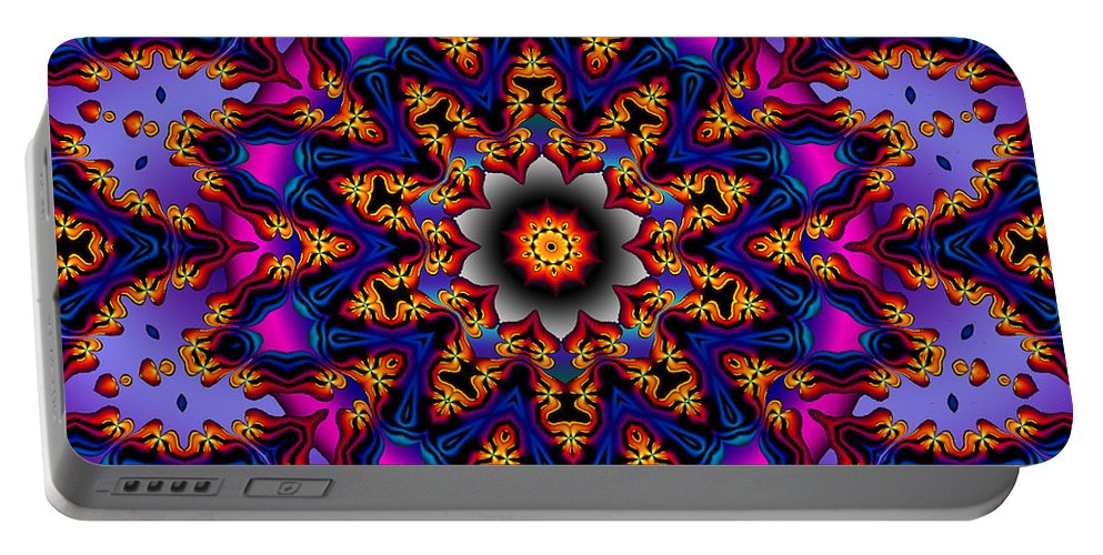 Design Portable Battery Charger featuring the digital art Prime Time by Robert Orinski