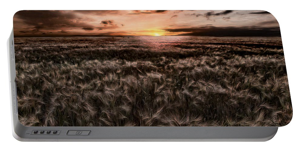 Summer Portable Battery Charger featuring the photograph Quiet Estivation by Joachim G Pinkawa