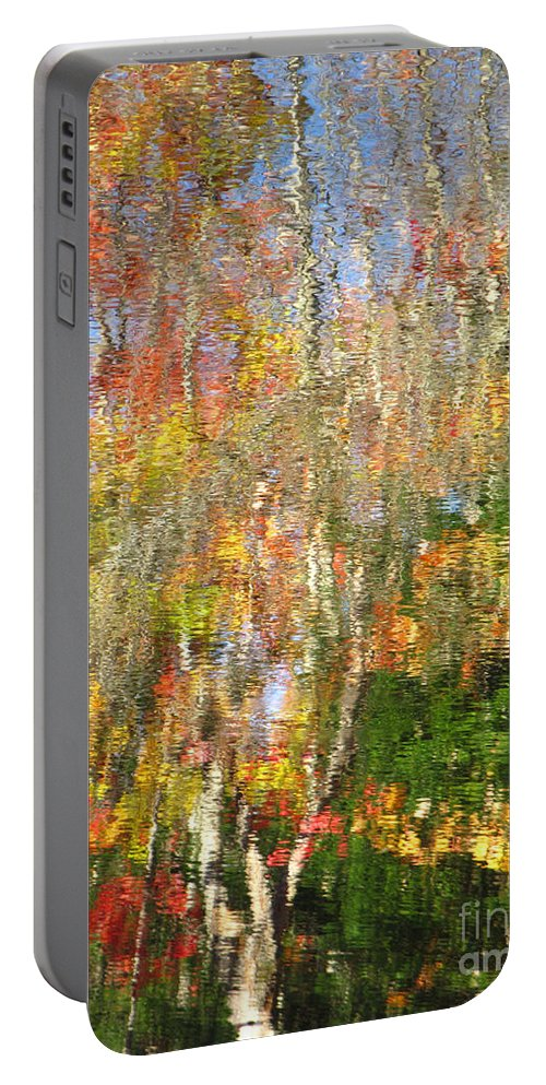 Water Portable Battery Charger featuring the photograph Reaching For The Sky by Sybil Staples