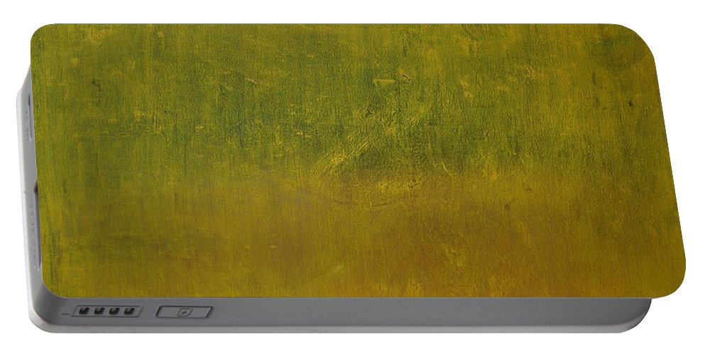Jack Diamond Portable Battery Charger featuring the painting Reflections Of A Summer Day by Jack Diamond