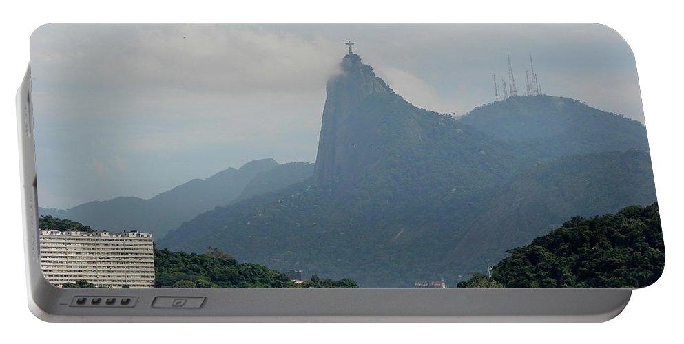 Rio De Janeiro Portable Battery Charger featuring the photograph Rio De Janeiro Iv by Brett Winn