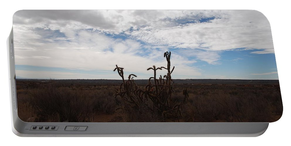 New Mexico Portable Battery Charger featuring the photograph Rio Rancho New Mexico by Rob Hans