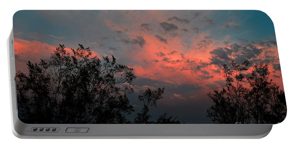 Arizona Portable Battery Charger featuring the photograph Rise And Shine by Janet Marie