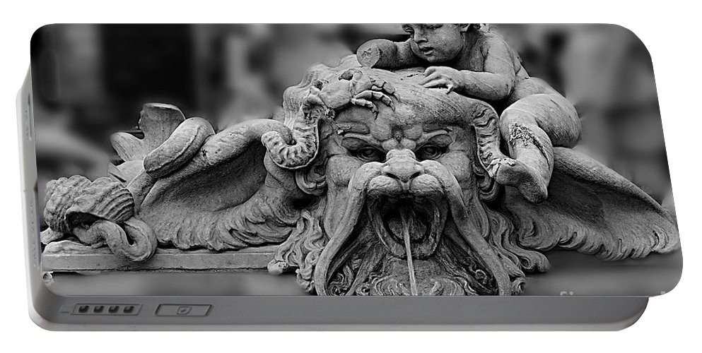 Rome Portable Battery Charger featuring the photograph Rome 22 by Ben Yassa