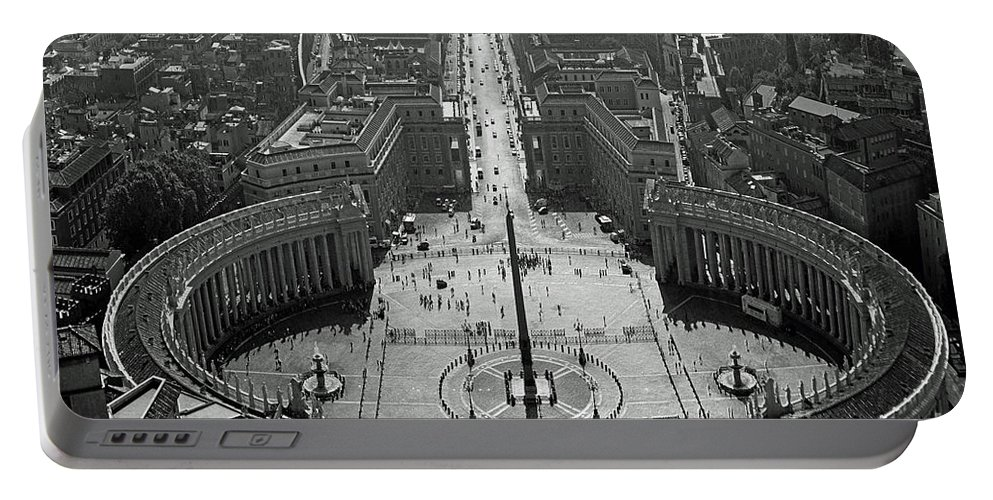 Rome Portable Battery Charger featuring the photograph Rome 23 by Ben Yassa