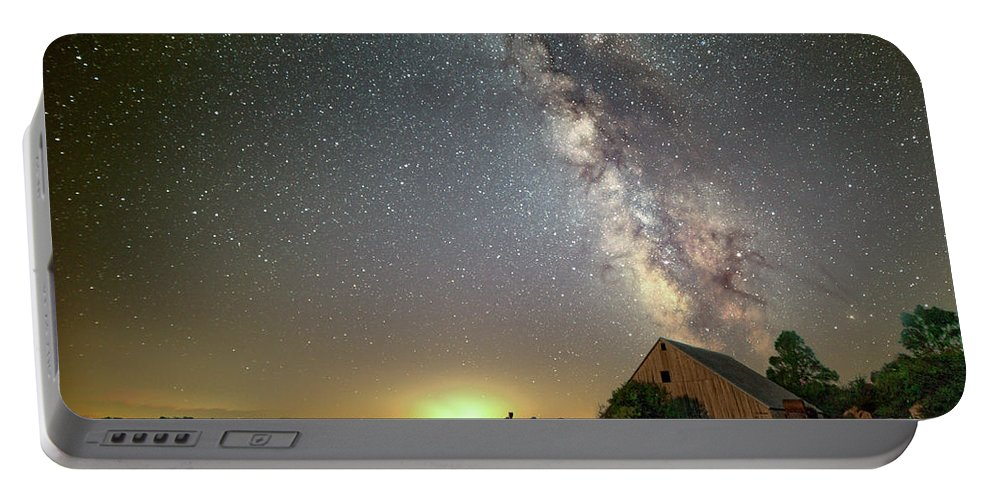 Field Portable Battery Charger featuring the photograph Rural Dreams by AllScapes Photography