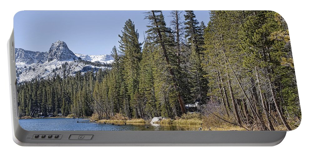 Water Portable Battery Charger featuring the photograph Scenic Beauty by Kelley King