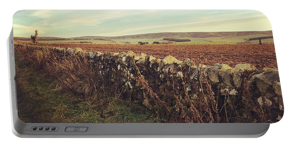 Landscape Portable Battery Charger featuring the photograph Scotland Uk by Jennifer Cairney