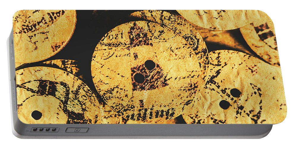 Insignia Portable Battery Charger featuring the photograph Seaside Attachment by Jorgo Photography - Wall Art Gallery