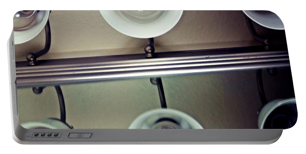 Lights Portable Battery Charger featuring the photograph See The Light by KG Thompson
