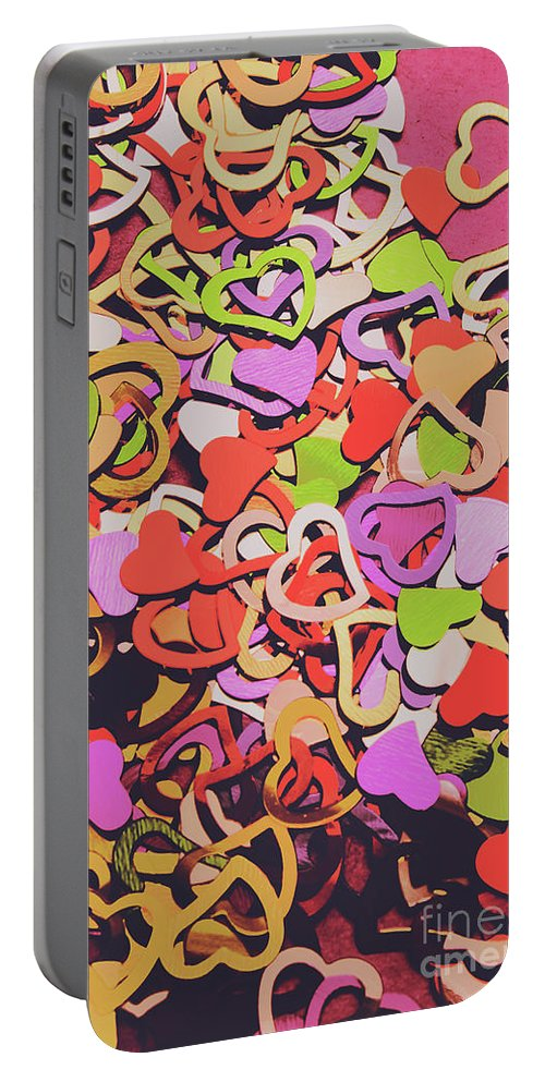 Love Portable Battery Charger featuring the photograph Sentimental Heart by Jorgo Photography - Wall Art Gallery