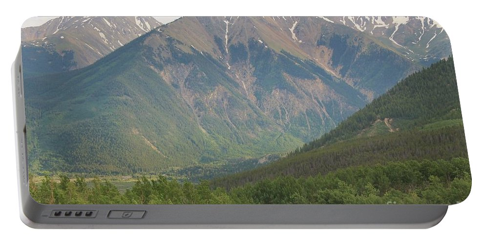 Nature Portable Battery Charger featuring the photograph Simply Colorado 2 by Tonya Hance