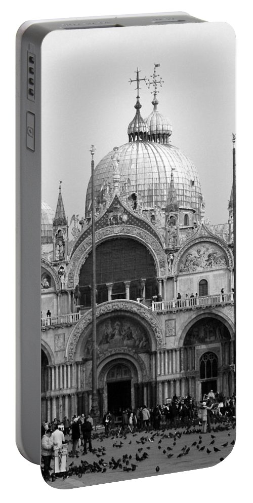 St. Marks Portable Battery Charger featuring the photograph St. Marks by Donna Corless