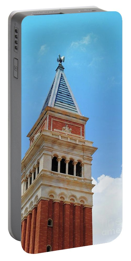 Saint Marks Portable Battery Charger featuring the photograph St. Marks by Jost Houk