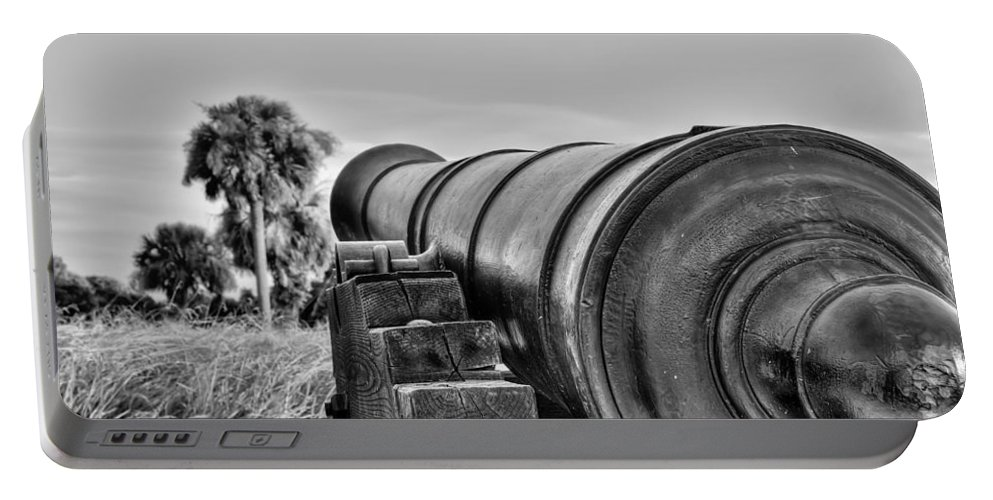 Charleston Portable Battery Charger featuring the photograph Standing Ground by Andrew Crispi