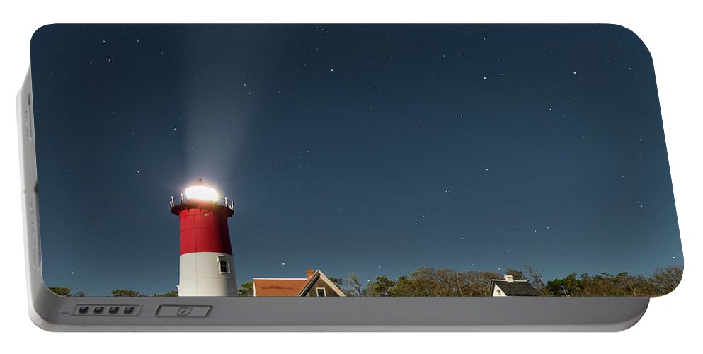 Square Portable Battery Charger featuring the photograph Star Search Square by Bill Wakeley